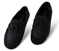 Мокасины мужские Ranelli 801540 черные