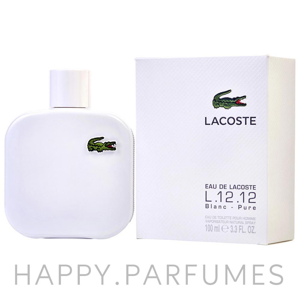 Lacoste L.12.12 Blanc EDT 100 ml