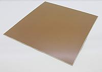 Стеклотекстолит фольгированный односторонний 200х200х0,5 мм
