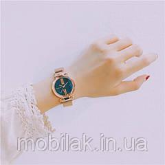 Роскошные женские наручные часы Звездное небо магнитный ремешок  водостойкие