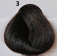 3 темно-каштановый, крем-краска для волос Lovin Color