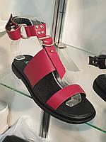 Босоножки женские на низком ходу модные RS 2066