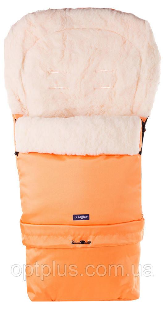Зимний конверт Womar (Zaffiro) №20 с удлинением  светло-оранжевый, фото 1