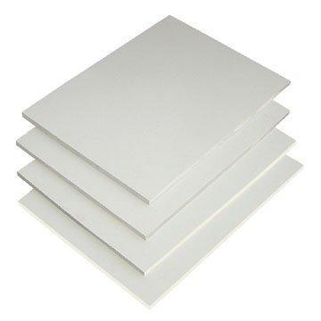 ПВХ спінений, білий, 3 мм, (0,5) лист 1220х3050 мм