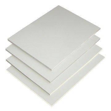 ПВХ спінений, білий, 3 мм, (0,5) лист 1220х3050 мм, фото 2