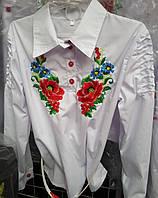 Рубашка детская вышиванка-0502