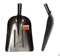 Лопата большая совковая из рельсовой стали