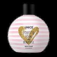 Пена для ванн с ароматом клубники UNICE