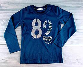 Джемпер для хлопчиків Синій Breeze Туреччина 10 років, 140 см