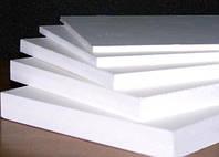 ПВХ спінений, білий, 4 мм, (0,5) лист 1220х3050 мм