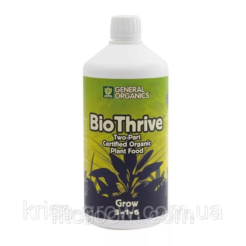 Органическое удобрение GHE BioThrive Grow 1L