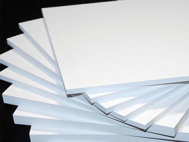 ПВХ спінений Palfoam LW, білий, 4 мм, (0,52-0,53) лист 2030х3050 мм