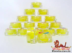 "Флуоресцентный пигмент ""Желтый"""