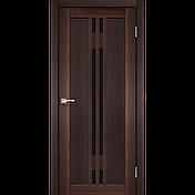 Двери KORFAD VLD-05 Полотно+коробка+2 к-та наличников+добор 100мм, эко-шпон, фото 3