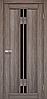Двери KORFAD VLD-05 Полотно+коробка+2 к-та наличников+добор 100мм, эко-шпон, фото 4