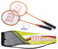 Набор для бадминтона Wilson All gear badmintonadult (WRT8446003)