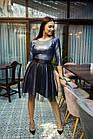 Праздничное платье (2 в 1) для девушек - 2019  - Код пл-509, фото 3