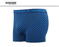 Трусы мужские боксеры бамбук In.Incont, размеры L-3XL, 8306
