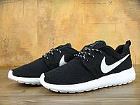 8572d33d Женские кроссовки Nike Roshe Run Black в Украине. Сравнить цены ...