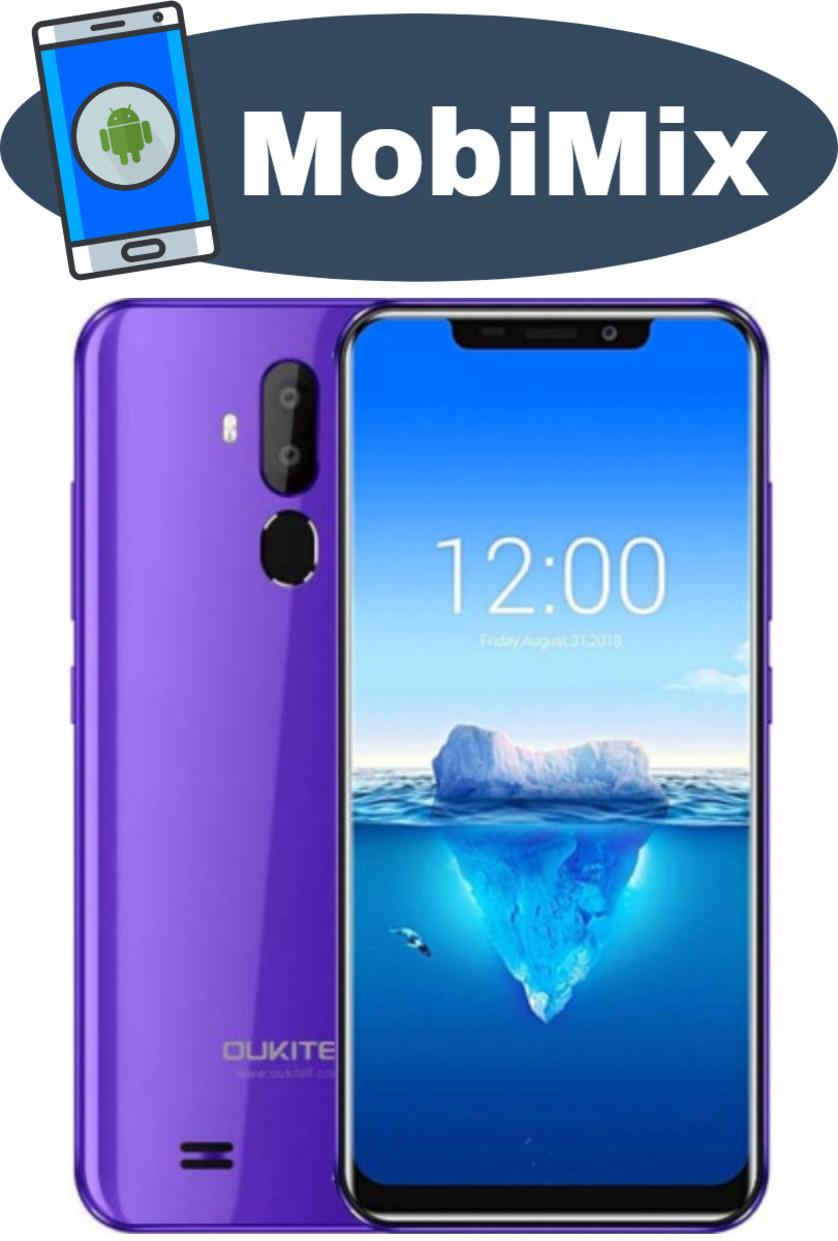 Oukitel C12 2/16GB Purple