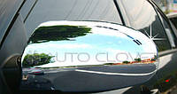 Накладки на зеркала для Hyundai Accent 3, Хюндай Акцент 2006+