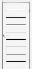 Двери KORFAD PND-01 Полотно+коробка+2 к-та наличников+добор 100мм, эко-шпон, фото 2
