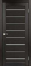 Двери KORFAD PND-01 Полотно+коробка+2 к-та наличников+добор 100мм, эко-шпон, фото 3