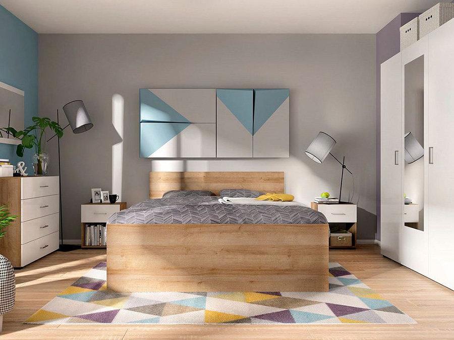 LURS Спальня BRW