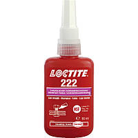 Loctite 222 Резьбовой фиксатор 50 мл