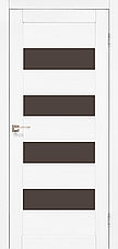 Двері KORFAD PND-02 Полотно+коробка+2 до-та лиштв+добір 100мм, еко-шпон, фото 3