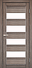 Двері KORFAD PND-02 Полотно+коробка+2 до-та лиштв+добір 100мм, еко-шпон, фото 5