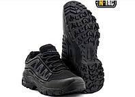 Тактические демисизонные кроссовки M - TAC чёрные