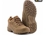 Тактические демисизонные кроссовки M - TAC койот