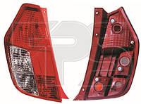 Фонарь левый Hyundai I10 (Хюндай I10)