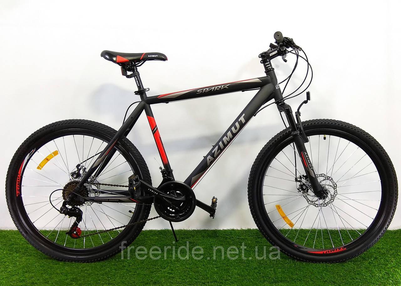 Горный Велосипед Azimut Spark 29D (19 рама)