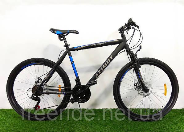 Горный Велосипед Azimut Spark 29D (19 рама), фото 2