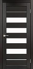 Двери KORFAD PND-03 Полотно+коробка+2 к-та наличников+добор 100мм, эко-шпон, фото 2