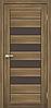 Двери KORFAD PND-03 Полотно+коробка+2 к-та наличников+добор 100мм, эко-шпон, фото 4