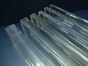 Акрил экструдированный, прозрачный, 3 мм, лист 3050х2050мм
