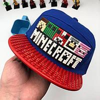 "Бейсболка Legoboom ""Майнкрафт"""