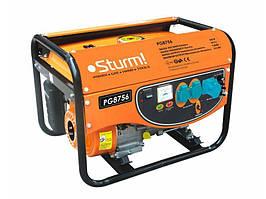 Генератор бензиновый 5 кВт Sturm PG8756