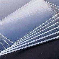 Акрил екструдований Plexima, прозорий, 4 мм, лист 3050х2050мм