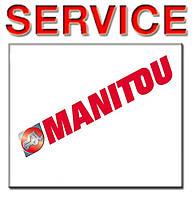 Сервисное обслуживание и ремонт телескопических погрузчиков Manitou