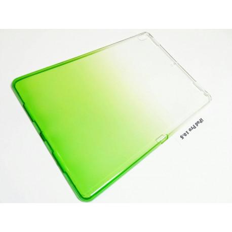 """Силиконовый чехол iPad Air 3 10.5"""" (2019) Зеленый"""