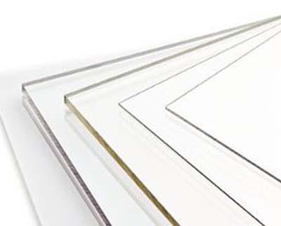 Акрил екструдований Plexima, прозорий, 5 мм, лист 3050х2050мм