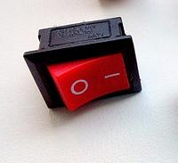 Перемикач 2 pin, 6A, фото 1