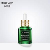Сыворотка для лица с никотинамидом увлажняющая и выравнивающая LuofmissNicotinamide Primary Liquid (30мл)