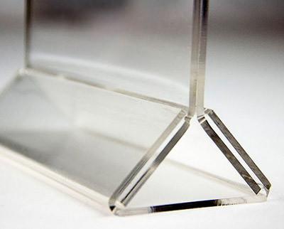 Акрил екструдований, прозорий, 8 мм, лист 3050х2050мм