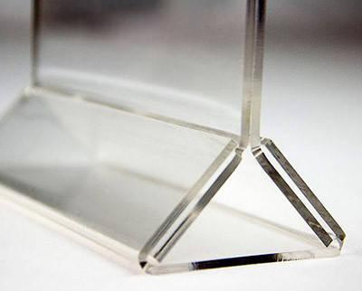 Акрил екструдований, прозорий, 8 мм, лист 3050х2050мм, фото 2