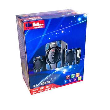 Акустическая система Sky Audio 2.1, SA-4807BT, Bluetooth